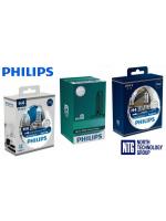 NTG jaunums: Philips H4 RacingVision / WhiteVision un D3S Xenon X-treme Vision auto spuldzes