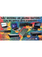 NTG piedāvā: Sāc sezonu ar jaunu datoru un Microsoft Office 2019 Standard!