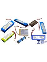 NTG jaunums: LiPo baterijas / akumulatori JBL Charge, Clip, Filp vai Xtreme bezvadu skaļruņiem.