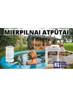 NTG piedāvā: ūdeņraža peroksīda testeru un dezinfekcijas līdzekļu komplekti