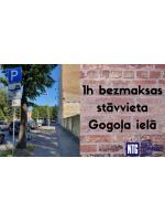 NTG jaunums: tagad klientiem pieejamāka kļuvusi stāvvieta Gogoļa ielā