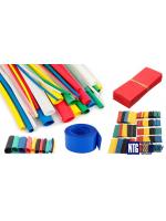 NTG piedāvā: plašākais termocauruļu / heat shrink wrap sortiments