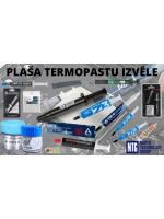 NTG piedāvā: plaša termopastu izvēle