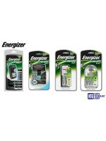 NTG jaunums: Energizer Accu Recharge Base, Mini, Pro un Universal lādētāji komplektā ar akumulatoriem