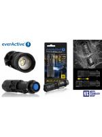 NTG jaunums: everActive Flashlight FL 180 Bullet profesionāls taktiskais LED lukturītis