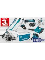 NTG piedāvā: Makita instrumentiem 3 gadu garantija