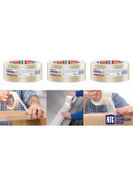 NTG jaunums: Tesa Ultra Resistant Mono Filament Tape caurspīdīga kvēldiega lente