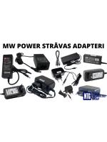 NTG jauns pievedums: MW Power power supply strāvas adapteri un barošanas avoti