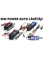 NTG piedāvā: MW Power MW-SC4B, MW-SC6B un MW-SC8E auto lādētāji