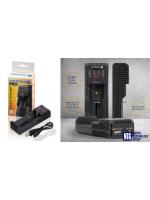 NTG jaunums: everActive UC-100 Smart Charger akumulatoru lādētājs