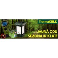 NTG piedāvā: Apbruņojies jaunajai odu sezonai ar Thermacell!