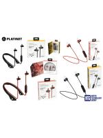 NTG jaunums: Platinet Wireless Bluetooth bezvada sporta austiņas ar mikrofonu dažādās krāsās