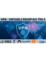 NTG jaunums: Avast SecureLine, Avast HMA!, AVG Secure VPN un NordVPN Virtual Private Network