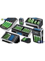 NTG jaunums: Varta LCD, Multi, Plug, Smart, Ultra Fast, Universal Charger NiMH akumulatoru lādētāji