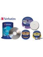 NTG jauna krava: Verbatim CD, DVD, DVD-RW diski / matricas