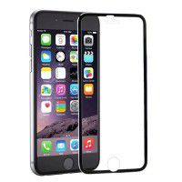 Protective glass 3D Glass Full Cover 9H Apple iPhone 6/6s for smartphones (black)