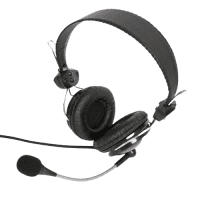 Fiesta HI-FI stereo headphone with microphone and volume control, FIS066