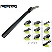 "Oximo MT525 10in1 MultiType wiper 525mm / 21"" auto priekšējā stikla tīrītājs 1 gab."