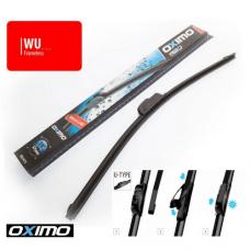 """Oximo WU700 U-Type wiper 700mm / 28"""" auto priekšējā stikla tīrītājs 1 gab."""