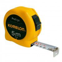 Komelon measuring tape ProErgo 5m x 19mm