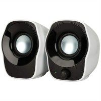 Logitech compact stereo speakers, Z120