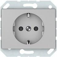 Vilma eXPress XP 500 grounded power socket RP16-002-02, white