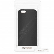 iPhone 6/6S silicone case for smartphone (black)