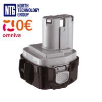 Makita 2.8Ah Ni-MH battery 1235 for 12V Makita tools, 193059-5