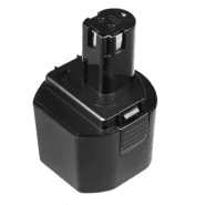 NiMH/NiCd 9.6V 1.5Ah Battery Recovery, Replacement, Restore, Screwdriver Battery Repair (image for illustration purposes only)