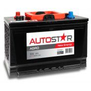 Auto Star 6V 165Ah 800A automotive battery AK-AP16501