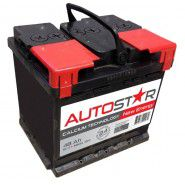 Auto Star 12V 48Ah 360A automotive battery AK-AP54801