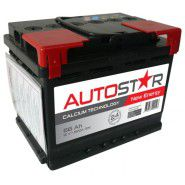 Auto Star 12V 66Ah 520A automotive battery AK-AP56601