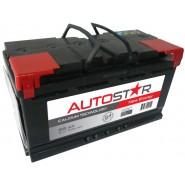 Auto Star 12V 88Ah 700A automotive battery AK-AP58801