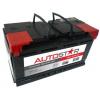 Auto Star 12V 98Ah 720A automotive battery AK-AP59801