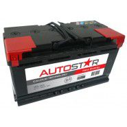 Auto Star 12V 110Ah 760A automotive battery AK-AP61001