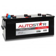 Auto Star 12V 145Ah 800A automotive battery AK-AP64502