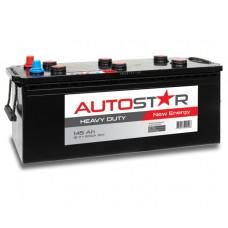 Auto Star 12V 145Ah 800A automotive battery AK-AP64502