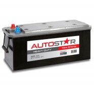 Auto Star 12V 185Ah 1000A automotive battery AK-AP68502