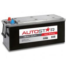 Auto Star 12V 205Ah 1100A automotive battery AK-AP70502