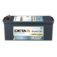 Deta HD Heavy automotive battery 12V 140Ah 760A, AK-DE1403
