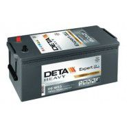 Deta HVR automotive battery 12V 185Ah 1100A, AK-DE1853