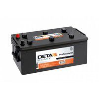 Deta HD Heavy automotive battery 12V 140Ah 800A, AK-DG1403