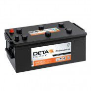 Deta HD Heavy automotive battery 12V 180Ah 1000A, AK-DG1803