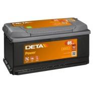 Deta Power automotive battery 12V 85Ah 760A, AK-DB852