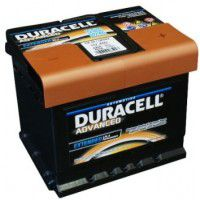 Duracell Advanced 12V 44Ah 420A SLI automotive battery AK-DU-DA44
