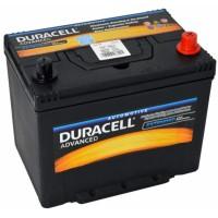 Duracell Advanced 12V 70Ah 600A SLI automotive battery AK-DU-DA70