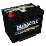 Duracell Advanced 12V 70Ah 600A SLI automotive battery AK-DU-DA70L