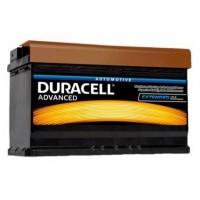 Duracell Advanced 12V 77Ah 700A SLI automotive battery AK-DU-DA77H