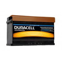 Duracell Advanced 12V 95Ah 800A SLI automotive battery AK-DU-DA95H