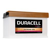 Duracell Extreme EFB (Enhanced Flooded Battery) 12V 85Ah 780A automotive battery DU-DE85HEFB